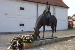 To je cíl putování, muzeum T.G. Masaryka...