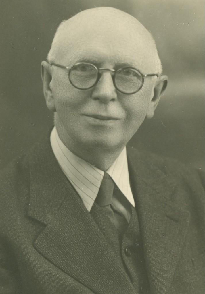 Portrét B. Vlčka